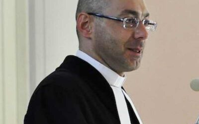 Ksiądz dr Dariusz Chwastek